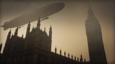 Atak zeppelinów